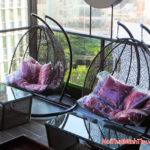King Karaoke(King Rooftop Coffee) chọn sofa mây nhựa minh thy là nhà cung cấp