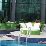 Saigon Times Square chọn minh thy furniture là nhà cung cấp sofa mây nhựa,ghế hồ bơi,bàn ghế nhựa giả mây