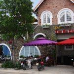 Minh Thy furniture cung cấp bàn ghế sắt cafe tại Castle Land Coffee – Cafe Lâu Đài Phố