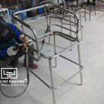 Ra mẫu khung ghế quầy bar inox Minh Thy Furniture