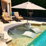 Những ưu điểm tuyệt vời của ghế hồ bơi Composite