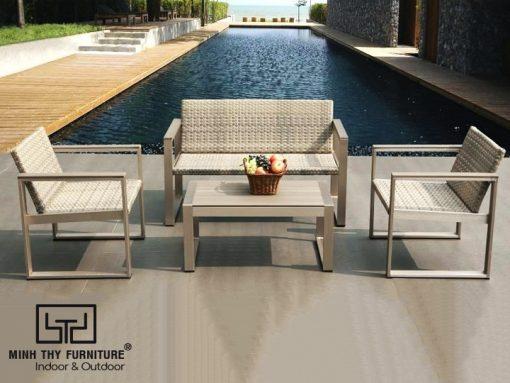sofa may nhua san vuon MT1A76 1