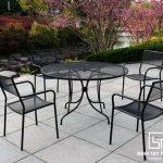 Những mẫu ghế sắt đẹp dành cho quán cafe năm 2019