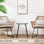 Những mẫu bàn ghế ban công mà bạn không thể bỏ qua.