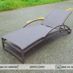 Quá trình sản xuất ghế lưới Textilene khung kim loại