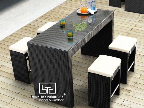 Địa chỉ cung cấp bàn ghế quầy bar đẹp cao cấp