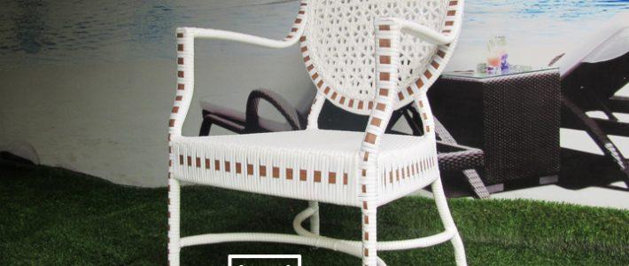 Sản xuất sản phẩm ghế nhựa giả mây cao cấp theo mẫu của khách hàng