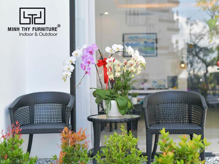 minh thy furniture cung cap ban ghe cafe sofa may nhua ban ghe quay bar tai Gem riverside 11