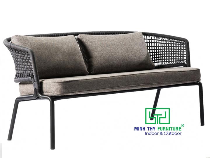 Sofa Mây NhựaMT1A84