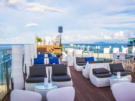 Belle Maison Parosand Đà Nẵng cũng lựa chọn Minh Thy là đối tác cung cấp các sản phẩm bàn ghế nhựa giả mây