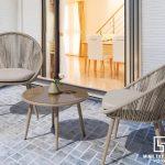 Những mẫu bàn ghế đẹp cho ban công nhà bạn