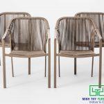 Cách vệ sinh bảo dưỡng ghế giả mây