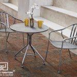 Vì sao nên áp dụng sơn tĩnh điện trong quá trình sản xuất bàn ghế sắt
