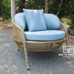 Sản xuất ghế giả mây sân vườn cao cấp tại Minh Thy Furniture