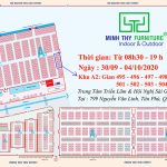 Minh Thy Furniture tham gia  hội chợ Vietbuild 9/2020
