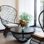 Những phong cách bàn ghế cafe mới hiện nay
